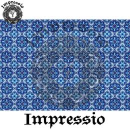 214080. Рисовая декупажная карта Impressio.  25 г/м2