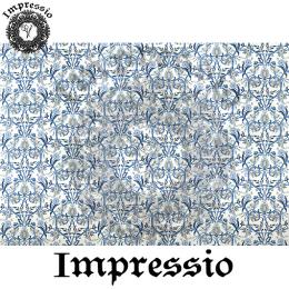 214081. Рисовая декупажная карта Impressio.  25 г/м2