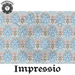 214082. Рисовая декупажная карта Impressio.  25 г/м2