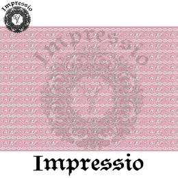 214092. Рисовая декупажная карта Impressio.  25 г/м2