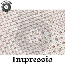 214135. Рисовая декупажная карта Impressio.  25 г/м2