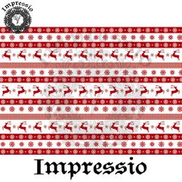 214219. Рисовая декупажная карта Impressio.  25 г/м2