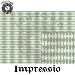 214537. Рисовая декупажная карта Impressio.  25 г/м2