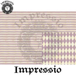 214540. Рисовая декупажная карта Impressio.  25 г/м2
