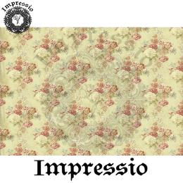 214607. Рисовая декупажная карта Impressio.  25 г/м2