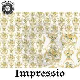 214610. Рисовая декупажная карта Impressio.  25 г/м2