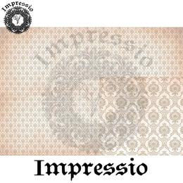 214612. Рисовая декупажная карта Impressio.  25 г/м2