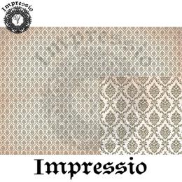 214613. Рисовая декупажная карта Impressio.  25 г/м2