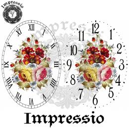 214633. Рисовая декупажная карта Impressio.  25 г/м2