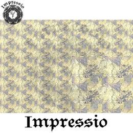 214686. Рисовая декупажная карта Impressio.  25 г/м2