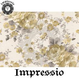214689. Рисовая декупажная карта Impressio.  25 г/м2