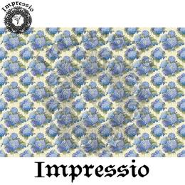 214710. Рисовая декупажная карта Impressio.  25 г/м2