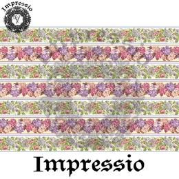 214712. Рисовая декупажная карта Impressio.  25 г/м2