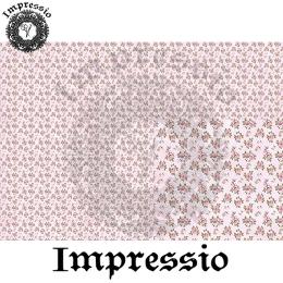 214774. Рисовая декупажная карта Impressio.  25 г/м2