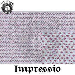 214777. Рисовая декупажная карта Impressio.  25 г/м2