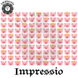 214952. Рисовая декупажная карта Impressio.  25 г/м2