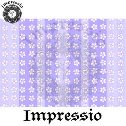214996. Рисовая декупажная карта Impressio.  25 г/м2