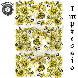 215015. Рисовая декупажная карта Impressio.  25 г/м2