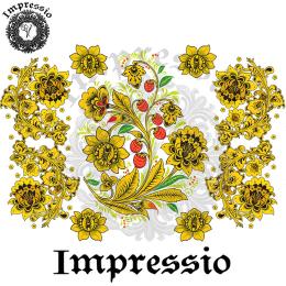 215016. Рисовая декупажная карта Impressio.  25 г/м2