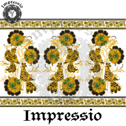 215017. Рисовая декупажная карта Impressio.  25 г/м2