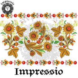 215019. Рисовая декупажная карта Impressio.  25 г/м2