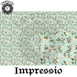 215025. Рисовая декупажная карта Impressio.  25 г/м2
