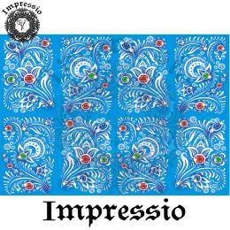 215038. Рисовая декупажная карта Impressio.  25 г/м2