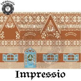 215089. Рисовая декупажная карта Impressio.  25 г/м2