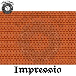215107. Рисовая декупажная карта Impressio.  25 г/м2