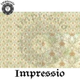 215233. Рисовая декупажная карта Impressio. 25 г/м2