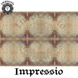215235. Рисовая декупажная карта Impressio. 25 г/м2