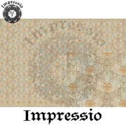 215236. Рисовая декупажная карта Impressio. 25 г/м2