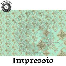 215239. Рисовая декупажная карта Impressio. 25 г/м2