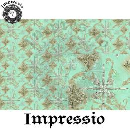 215240. Рисовая декупажная карта Impressio. 25 г/м2