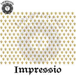 215269. Рисовая декупажная карта Impressio. 25 г/м2
