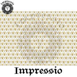 215270. Рисовая декупажная карта Impressio. 25 г/м2