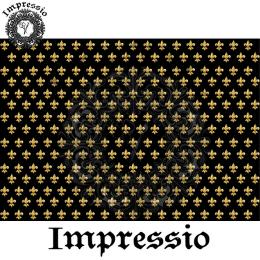215271. Рисовая декупажная карта Impressio. 25 г/м2