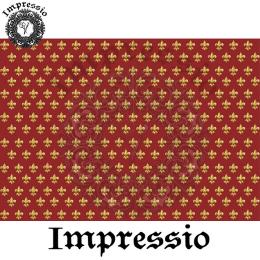 215273. Рисовая декупажная карта Impressio. 25 г/м2