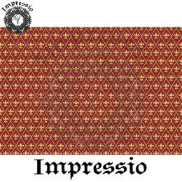 215274. Рисовая декупажная карта Impressio. 25 г/м2