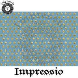 215275. Рисовая декупажная карта Impressio. 25 г/м2