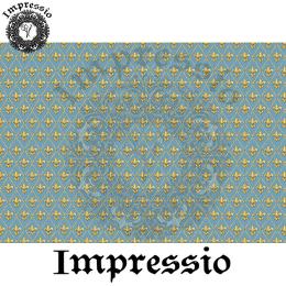 215276. Рисовая декупажная карта Impressio. 25 г/м2