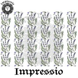 215283. Рисовая декупажная карта Impressio. 25 г/м2