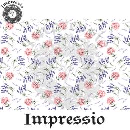 215287. Рисовая декупажная карта Impressio. 25 г/м2