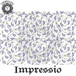 215288. Рисовая декупажная карта Impressio. 25 г/м2