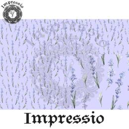 215289. Рисовая декупажная карта Impressio. 25 г/м2