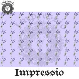 215291. Рисовая декупажная карта Impressio. 25 г/м2