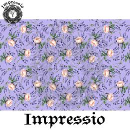 215293. Рисовая декупажная карта Impressio. 25 г/м2