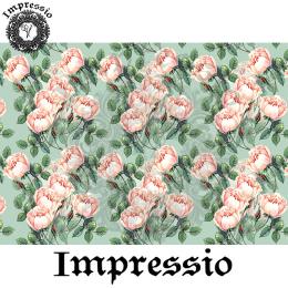 215296. Рисовая декупажная карта Impressio. 25 г/м2
