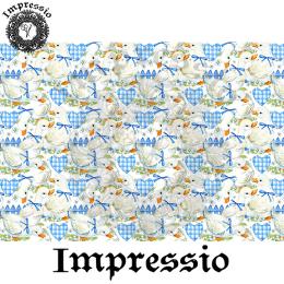 215298. Рисовая декупажная карта Impressio. 25 г/м2