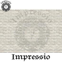 215303. Рисовая декупажная карта Impressio. 25 г/м2